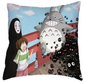 Studio Ghibli Anime Pillow Cover #2