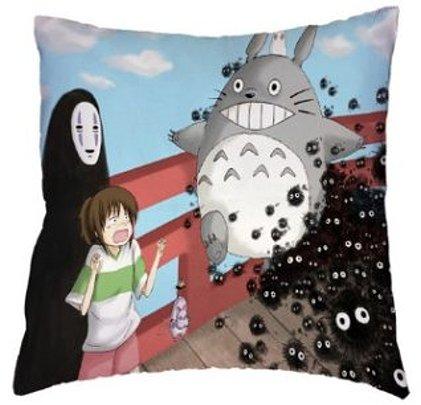 Studio Ghibli Anime Pillow Cover #2