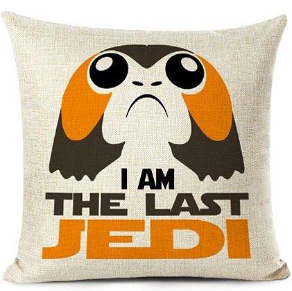 Star Wars The Last Jedi Porg Pillow Cover