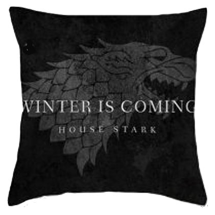 Game of Thrones House Stark Pillow Cover #1