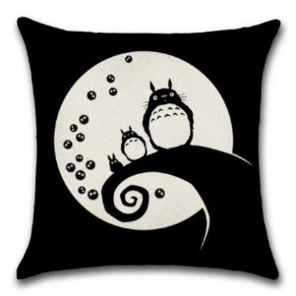 Totoro Pillow Cover #2