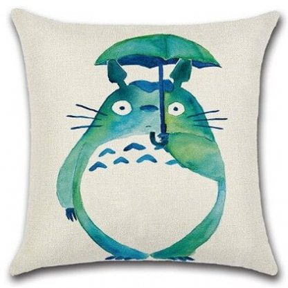 Totoro Pillow Cover #1