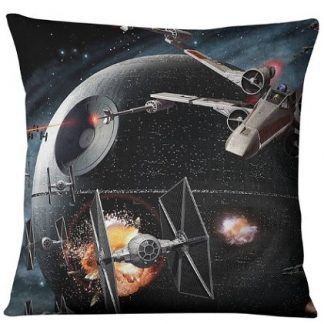 Star Wars Death Star Pillow Cover