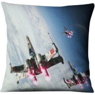 Star Wars Tie Fiighter Pillow Cover