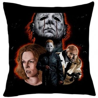 Halloween Michael Myers Pillow Cover