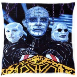 Hellraiser Pinhead Pillow Cover