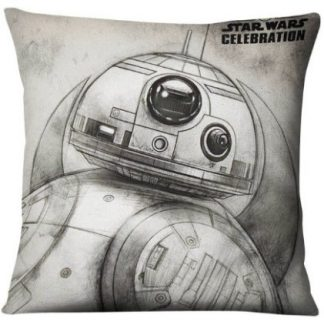 Star Wars Celebration R2-D2 Pillow Cover