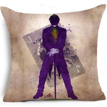 The Joker Pillow Cover #1
