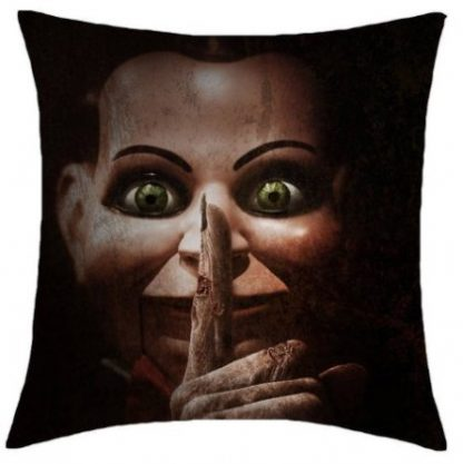 Dead Silence Billy Pillow Cover
