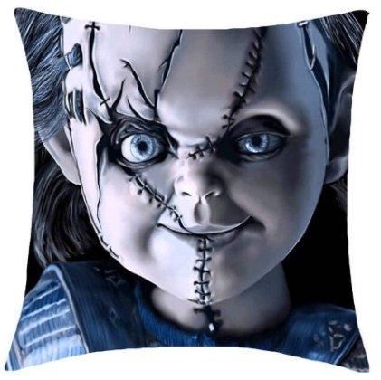 Child's Play Chucky Pillow Cover