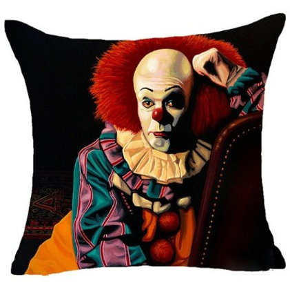 Stephen King's IT Pennyworth Pillow Cover #1