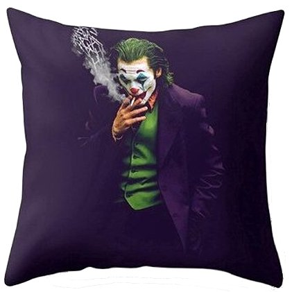 The Joker Joaquin Phoenix Pillow Cover #1