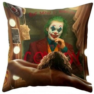 The Joker Joaquin Phoenix Pillow Cover #2