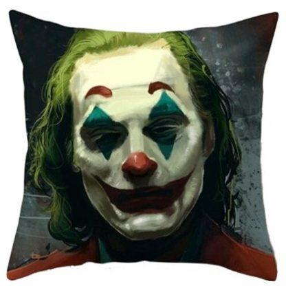 The Joker Joaquin Phoenix Pillow Cover #3