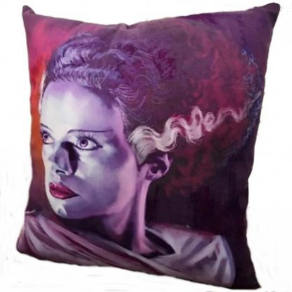 Universal Classic Monsters The Bride Pillow Cover