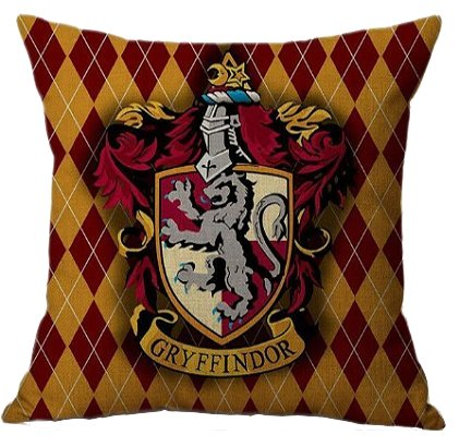 Harry Potter Gryffindor House Pillow Cover