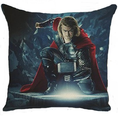 The Avengers Thor Pillow Cover #1