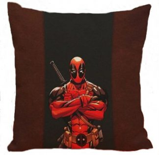 Deadpool Pillow Cover