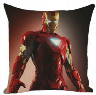 The Avengers Ironman Pillow Cover #1