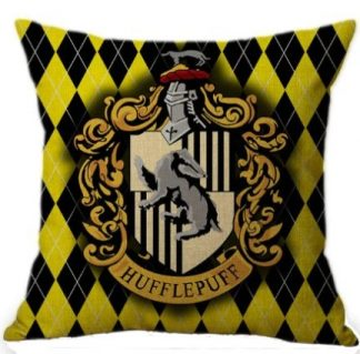 Harry Potter Hufflepuff House Pillow Cover