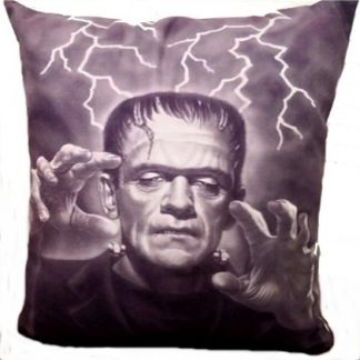 Universal Classic Monsters Frankenstein Pillow Cover