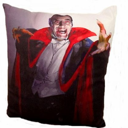 Universal Classic Monsters Dracula Pillow Cover