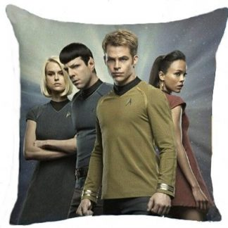 Star Trek Crew (Reboot) Pillow Cover