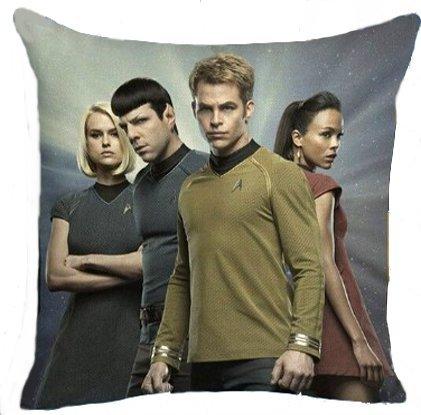 Star Trek Crew (Reboot) Pillow Cover