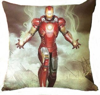 The Avengers Ironman Pillow Cover #2