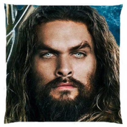 Aquaman Jason Momoa Pillow Cover