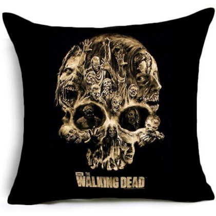 The Walking Dead Pillow Cover #1