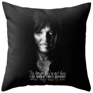 The Walking Dead Pillow Cover #2