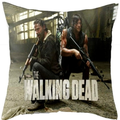 The Walking Dead Pillow Cover #3