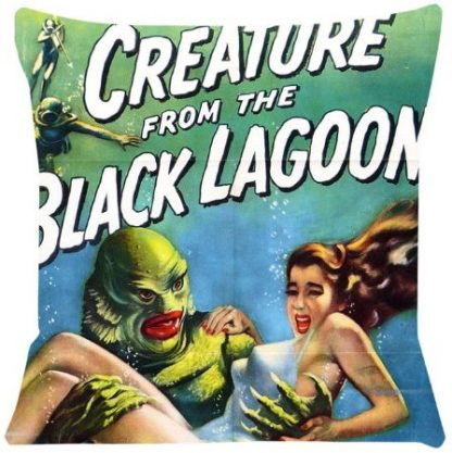 Universal Classic Monsters The Creature from the Black Lagoon Pillow Cover #2