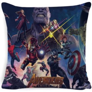 The Avengers Pillow Cover #5