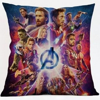 The Avengers Pillow Cover #6