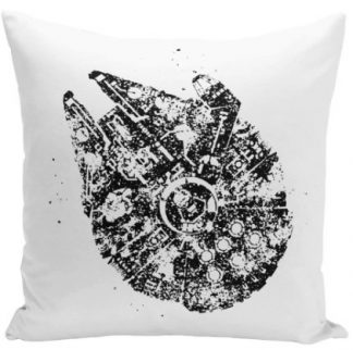 Star Wars Millennum Falcon Pillow Cover #1