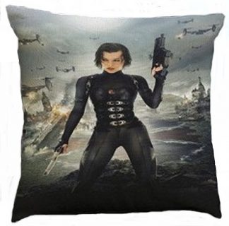 Resident Evil Pillow Cover #1