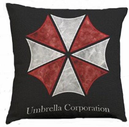 Resident Evil Pillow Cover #2