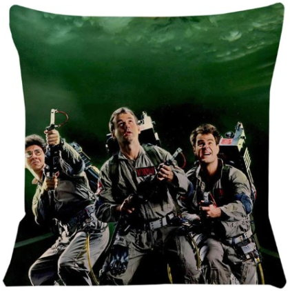 Ghostbusters Pillow Cover