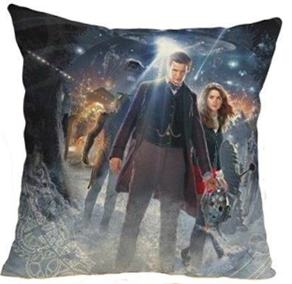 Doctor Who Pillow Cover #1