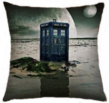 Doctor Who Pillow Cover #2