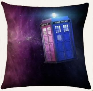 Doctor Who Pillow Cover #4