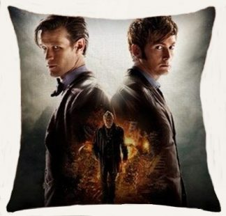 Doctor Who Pillow Cover #5