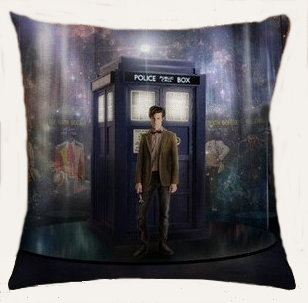 Doctor Who Pillow Cover #6