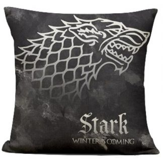 Game of Thrones House Stark Pillow Cover #2