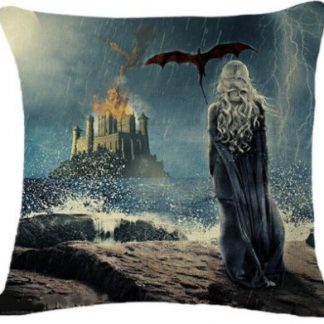 Games of Thrones Pillow Cover #1