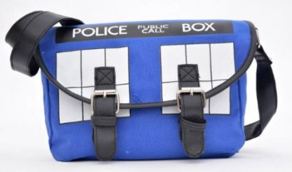 Doctor Who Canvas Purse