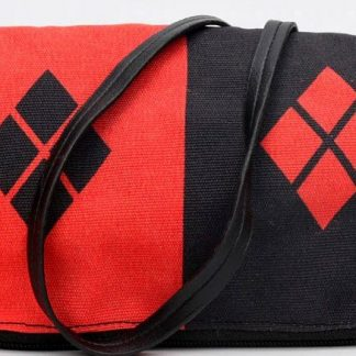 Harley Quinn Canvas Purse