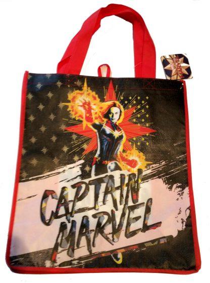 Captain Marvel Shopping Bag #1